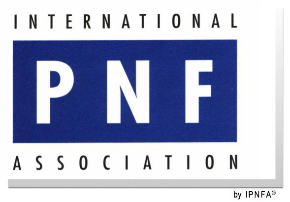 Logo międzynarodowej organizacji PNF