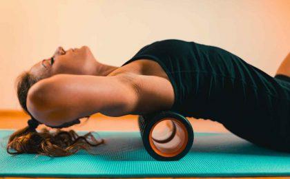 ćwiczenia na kręgosłup piersiowy