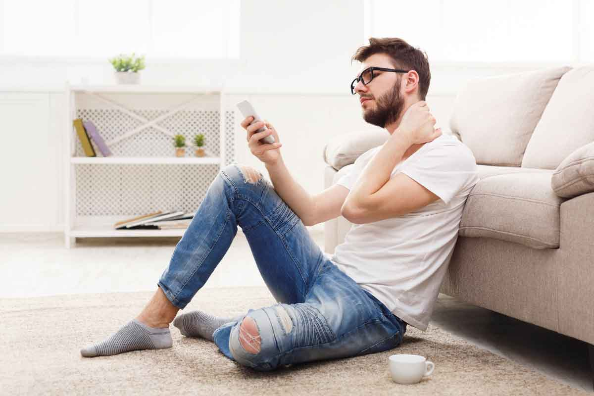 Syndrom sms-owej szyi czy istnieje?